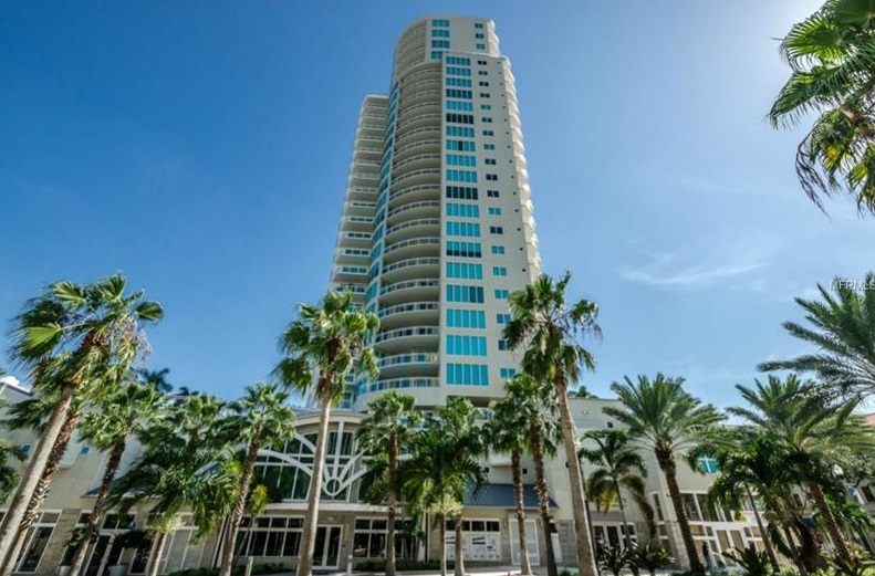 Ovation condos in St. Pete