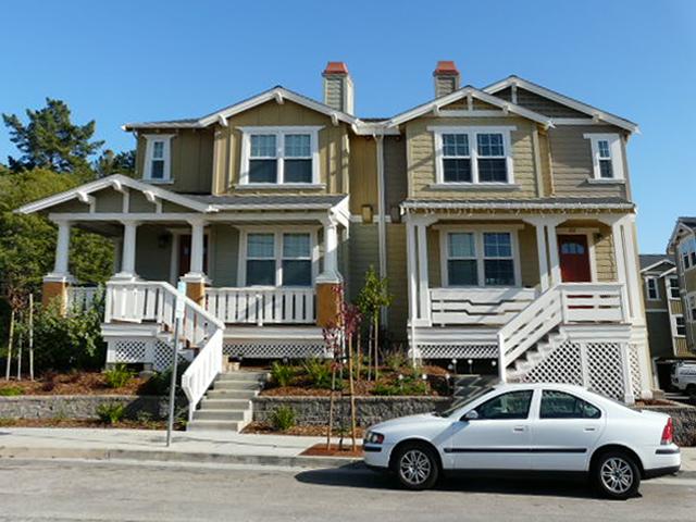 townhomes in Santa Cruz CA