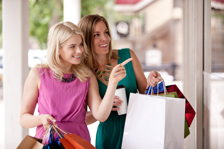 Shopping in Frisco TX