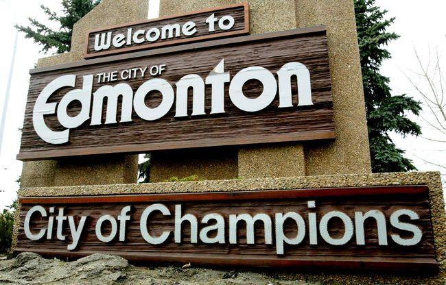 Edmonton City Of Champions Image