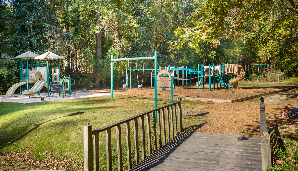 Willow Springs playground - Roswell, GA