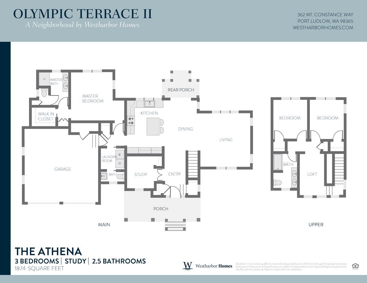 Athena Home Plan