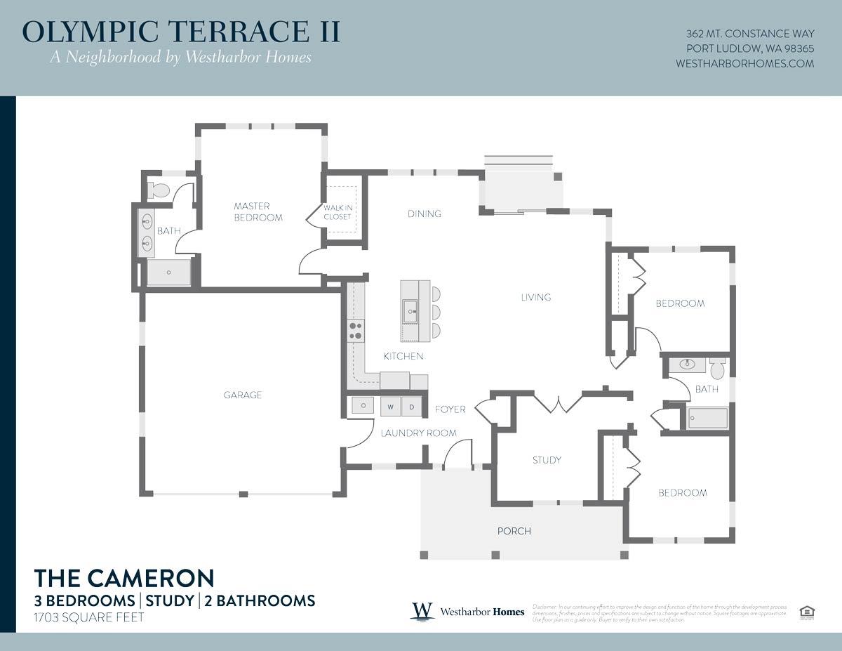 Cameron Home Plan