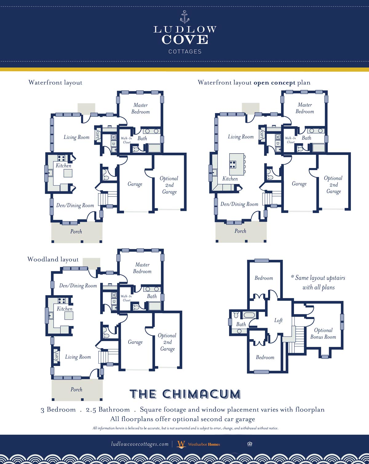 Chimacum Home Plan