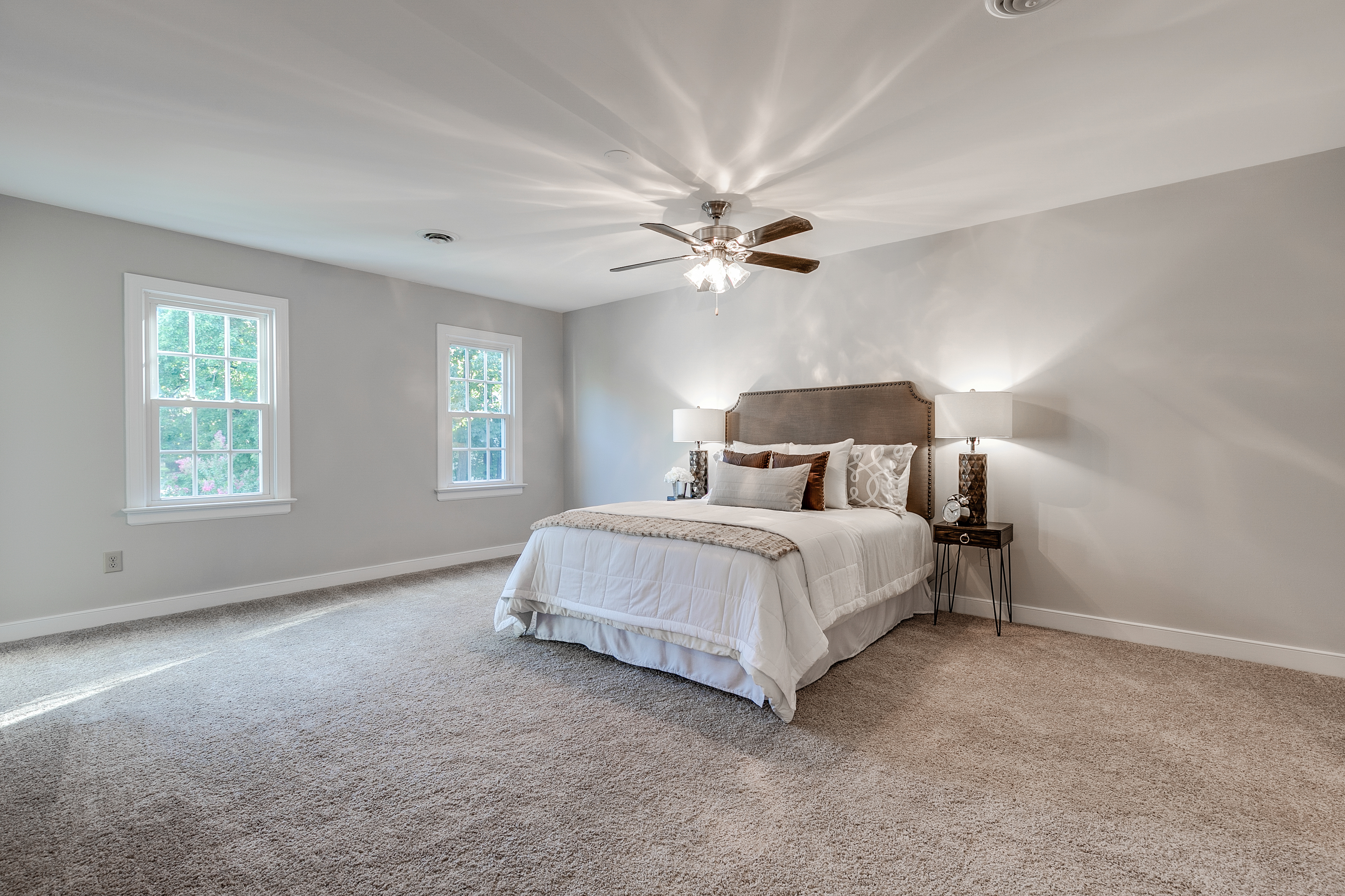 Master Bedroom at 2708 Empress Court, Henrico by RVA Home Team powered by eXp Realty