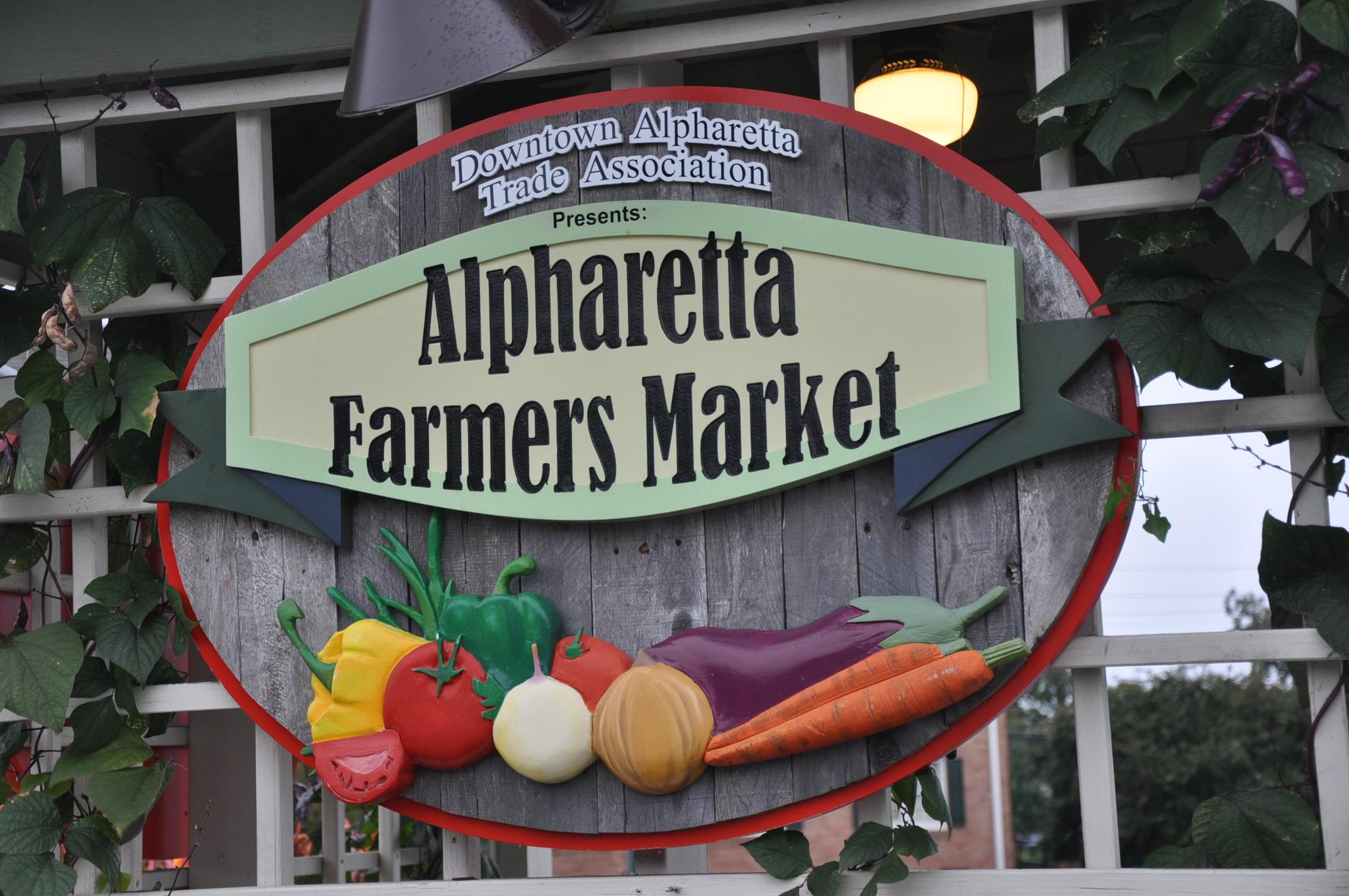 Alpharetta, GA Farmers Market