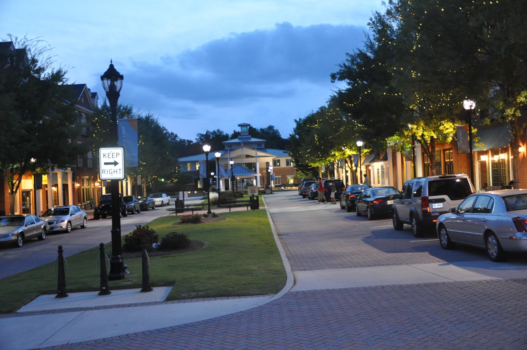 Smyrna, GA Downtown Area