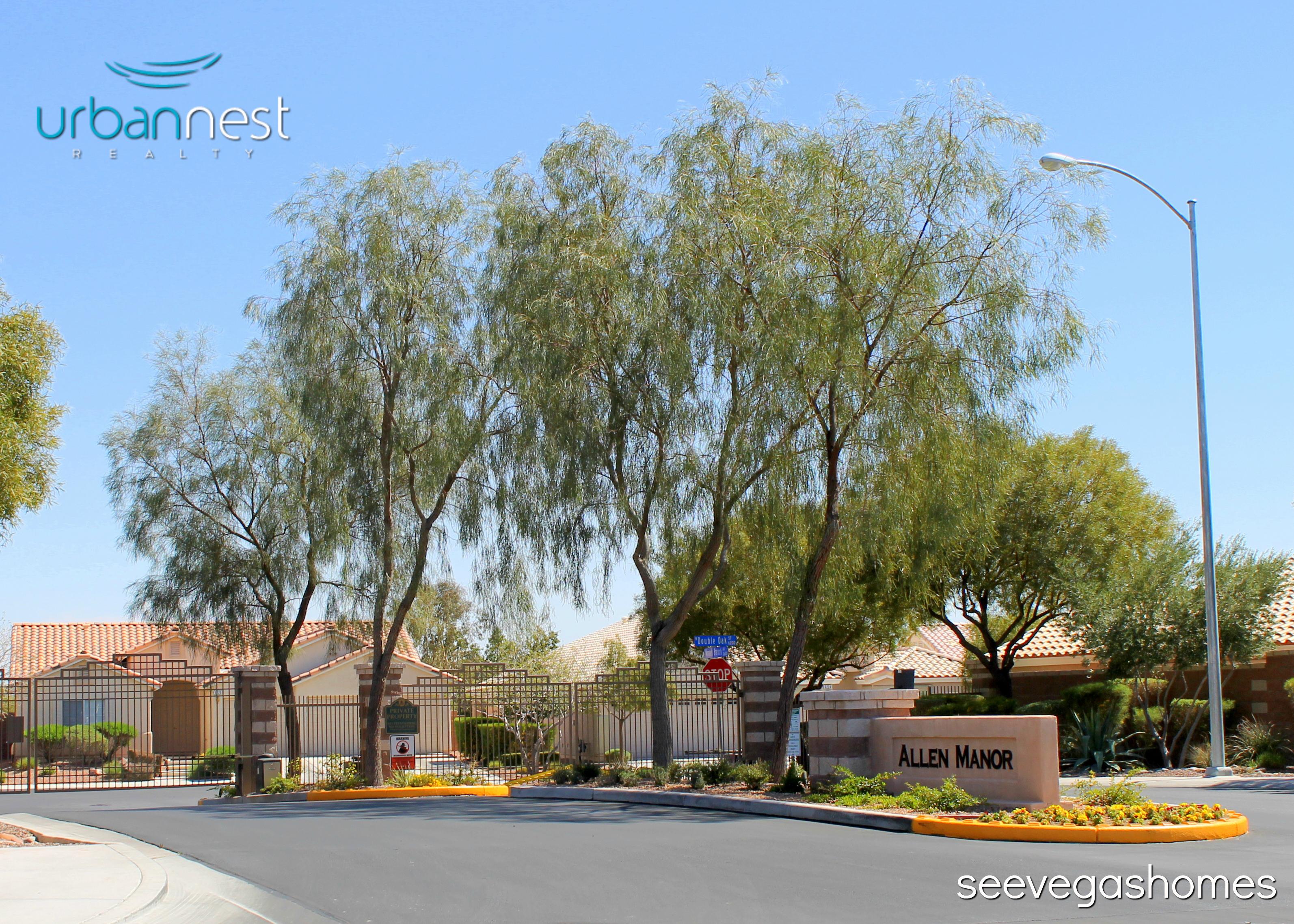 Allen Manor North Las Vegas NV 89031 SeeVegasHomes