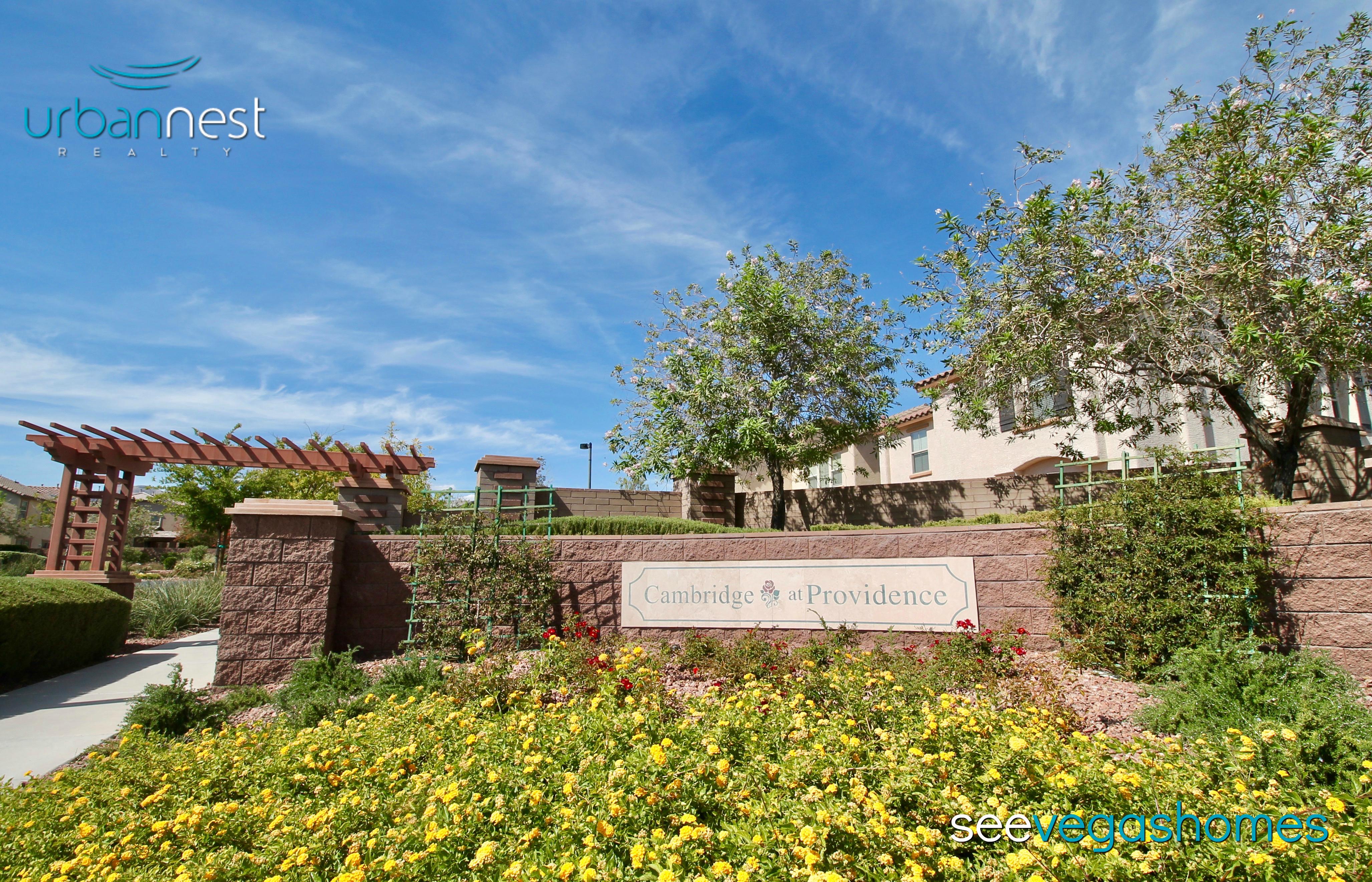 Cambridge at Providence Las Vegas NV 89166 SeeVegasHomes