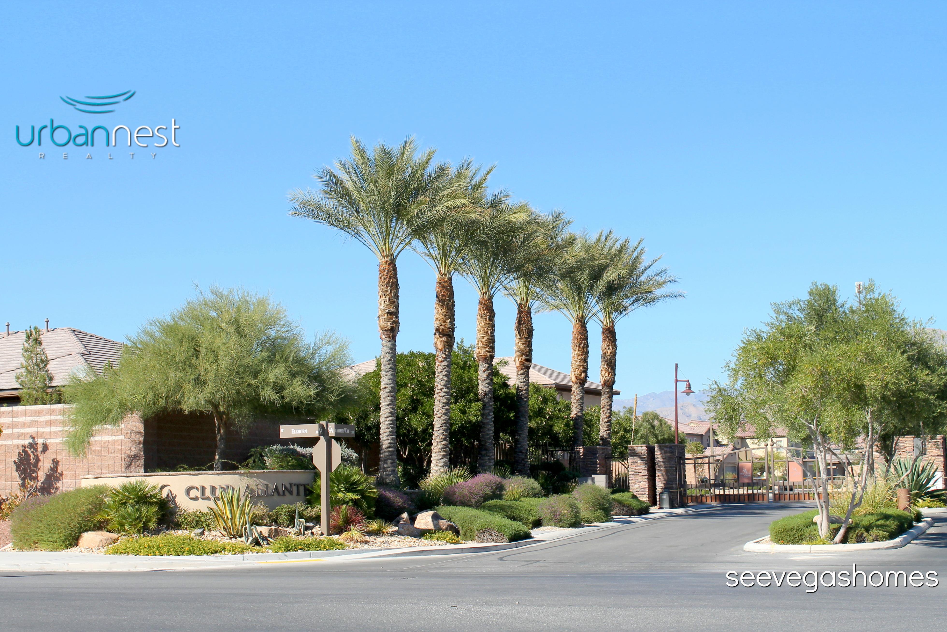 Club Aliante Gate North Las Vegas NV 89084 SeeVegasHomes