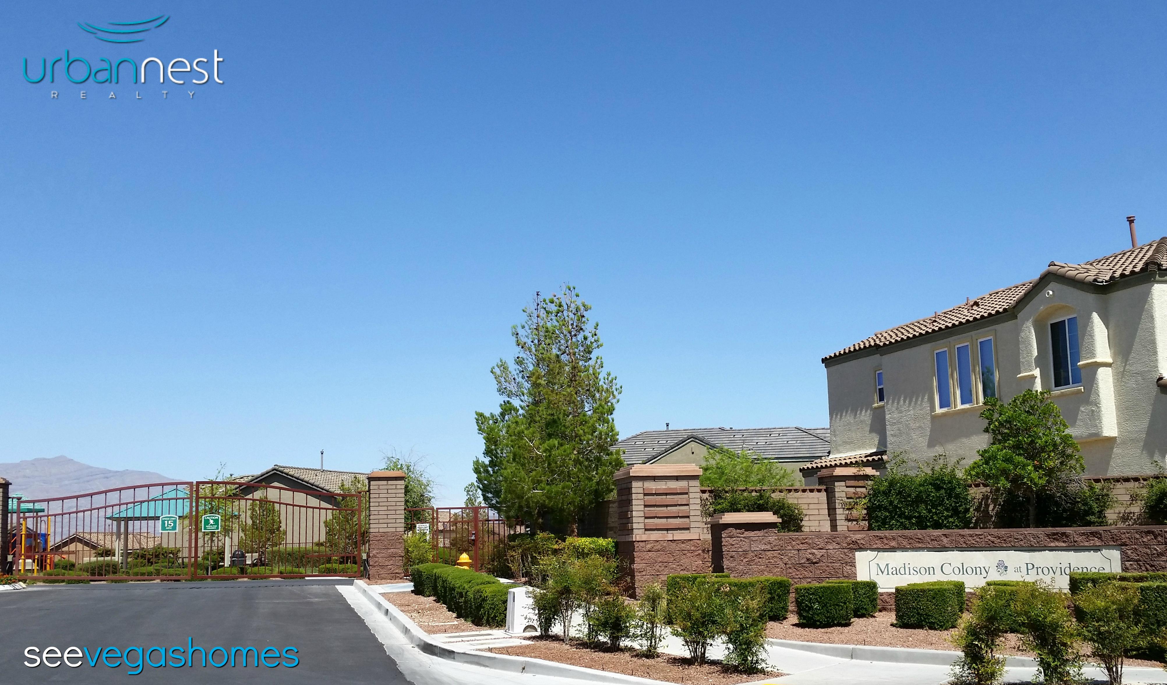 Madison Colony at Providence Las Vegas NV 89166 SeeVegasHomes