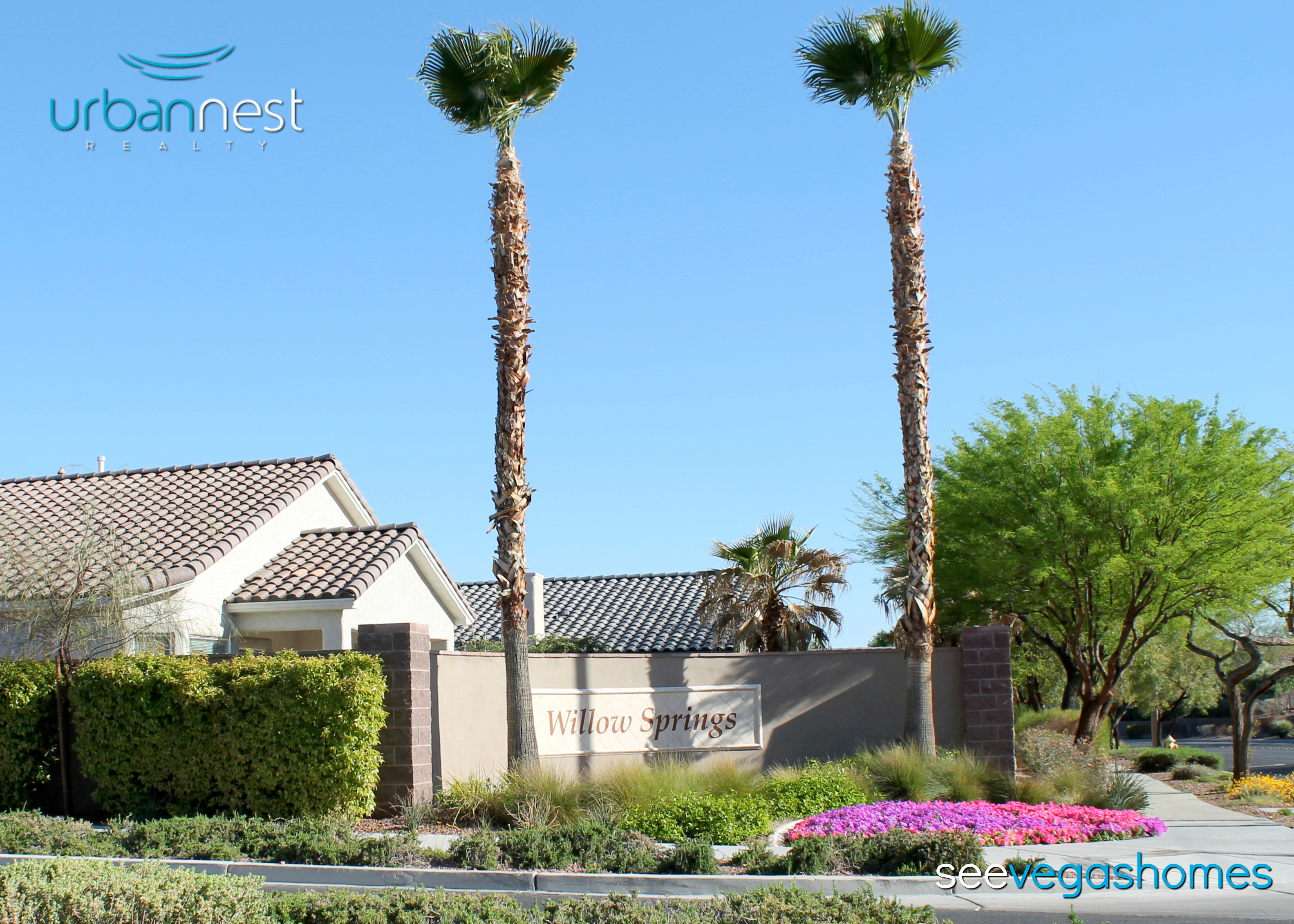 Willow Springs at Summerlin Las Vegas NV 89135 SeeVegasHomes