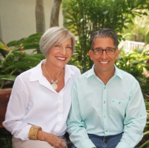 Tracy Fippinger and Abe Uccello