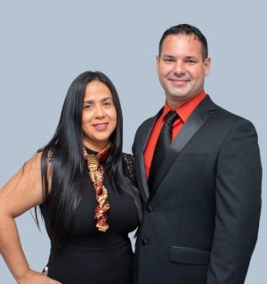 Johnny and Angela Padilla