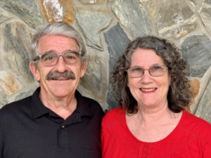 Kathy and Ken Mason