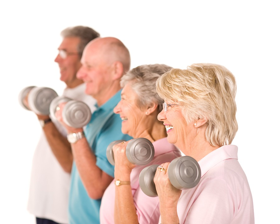 Work Out at the SilverSneakers Exercise Class March 9 ...
