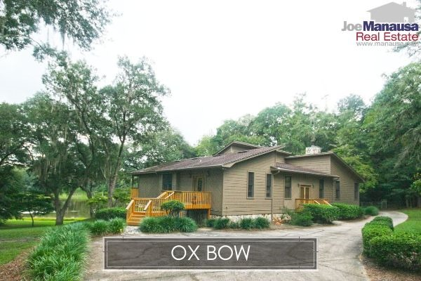 Ox Bow Tallahassee • Listings And Home Sales Report ...