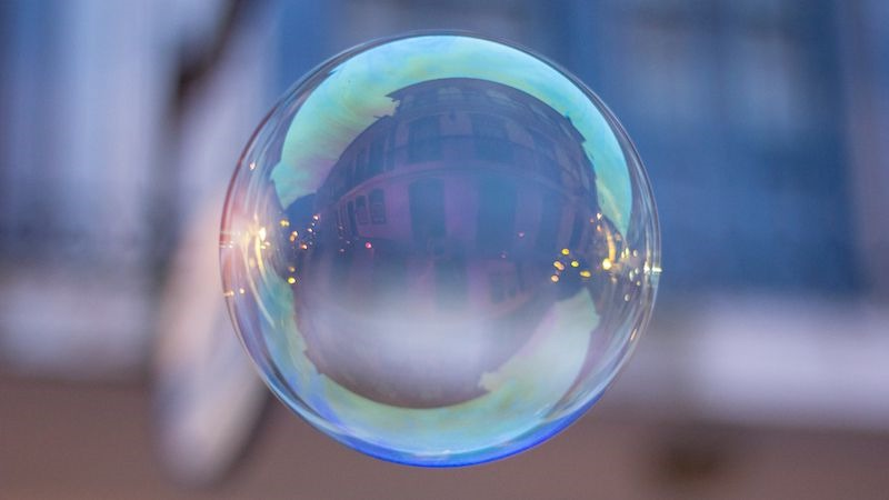 How Big Is Bubble Big Enough To Crash >> Us Housing Bubble Will Real Estate Crash In 2019