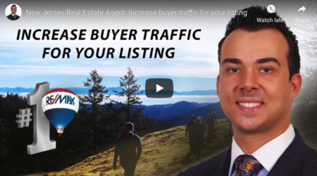 How to Increase Traffic When Your New Jersey Home Is on the Market
