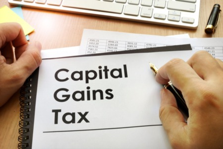 Capital Gains and Selling a Home