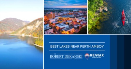 Best Lakes in Perth Amboy: Perth Amboy Waterfront Guide