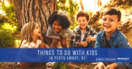 Best Things to Do With Kids in Perth Amboy