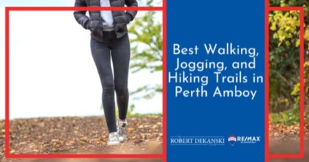 Best Walking and Jogging Trails in Perth Amboy: Perth Amboy, NJ Hiking Trails Guide