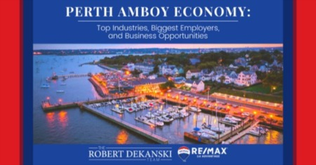 Perth Amboy Economy: Top Industries, Biggest Employers, & Business Opportunities