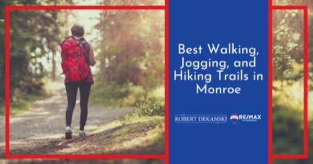 Best Monroe, NJ Walking & Hiking Trails [2021 Guide]
