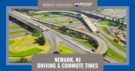 Newark Driving & Commute Times - Things to Know [2021 Guide]