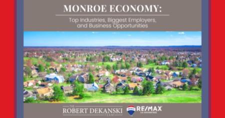Monroe Economy: Top Industries, Biggest Employers, & Business Opportunities