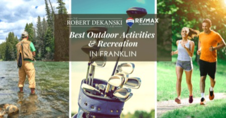 Best Outdoor Activities In and Around Franklin Township