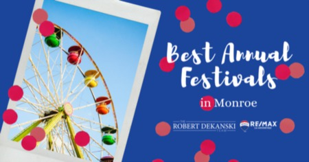 Celebrate Every Season with These Top Festivals Near Monroe Township, NJ