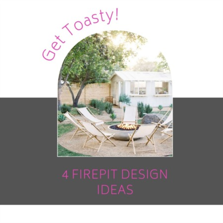 4 Fire-pit Designs for your Home