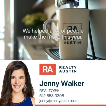 Realty Austin Gives Back to Austin in a BIG WAY!