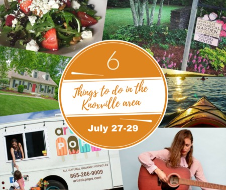 Great Life RE Weekend To Do List, July 27-29