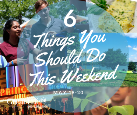Great Life RE Weekend To Do List, May 18-20