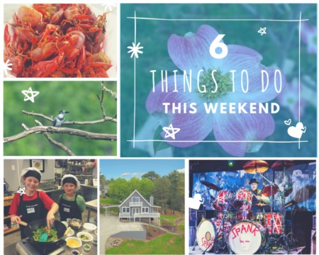 Great Life RE Weekend To Do List, April 13-15