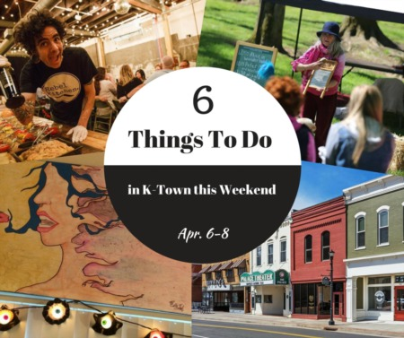 Great Life RE Weekend To Do List, April 6-8