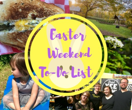 Great Life RE Weekend To Do List, March 30-April 1