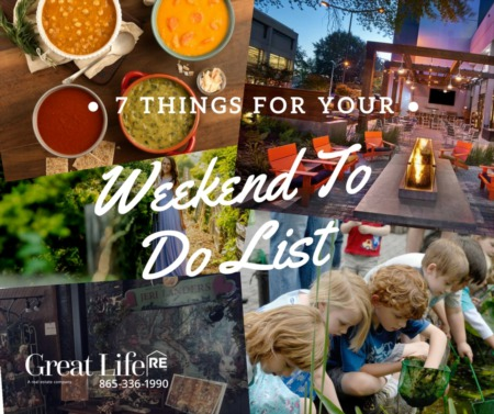 Great Life RE Weekend To Do List, March 2-4