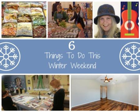 Great Life RE Weekend List, Jan 5-7