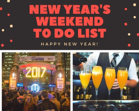 Great Life RE Weekend To Do List, Dec 29-Dec 31