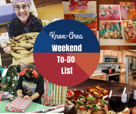 Great Life RE Weekend To Do List, Dec 15-17