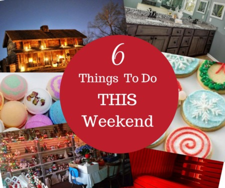 Great Life RE Weekend To Do List, Dec 8-10