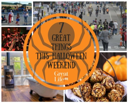 Great Life RE Weekend To Do List, Oct 27-29
