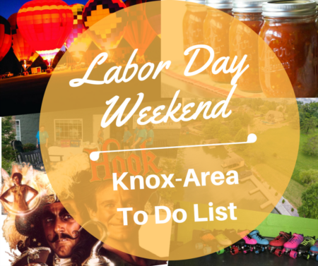 Weekend To Do List, Labor Day Weekend 2018