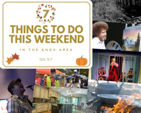 Weekend To Do List, Oct 5-7