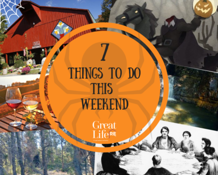Weekend To Do List, October 26-28