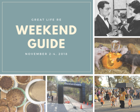 Weekend To Do List, November 2-4, 2018